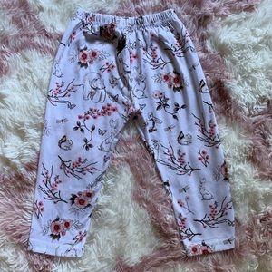 Pants - 2T soft animal print leggings
